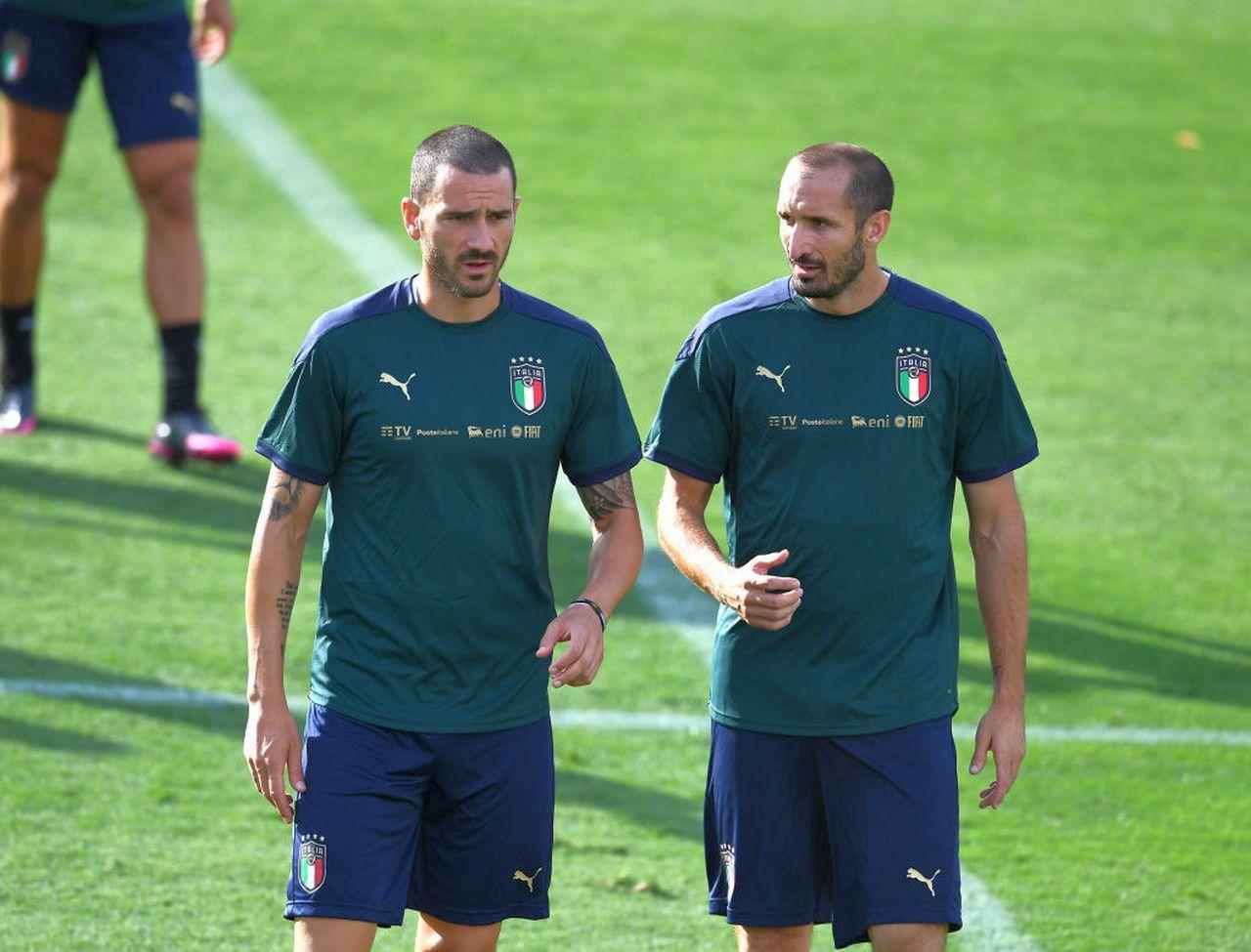 Nazionale | Juventus, Chiellini e Bonucci: accertamenti prima del ritiro