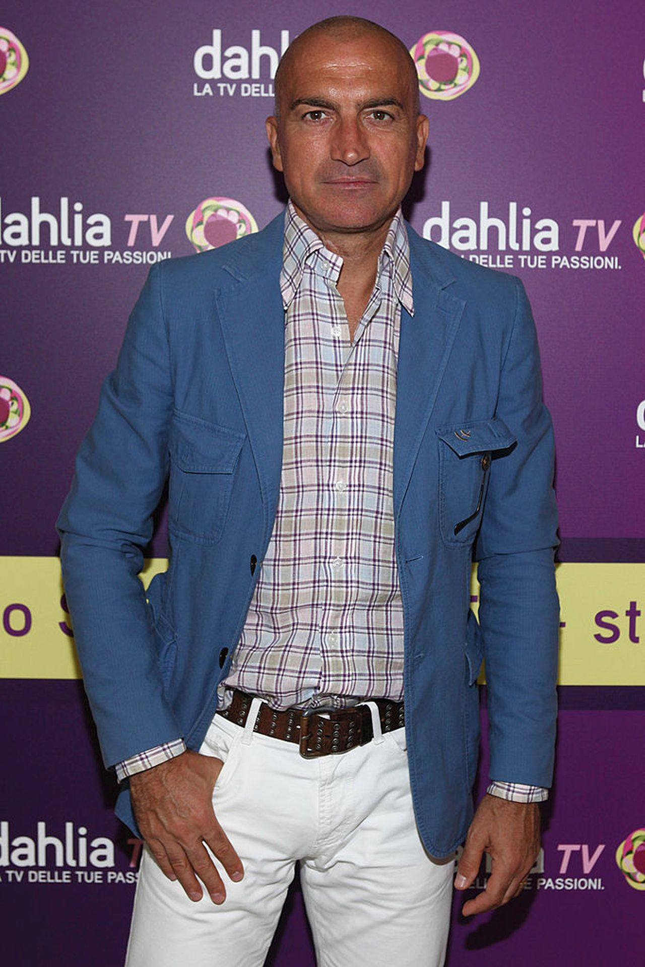 L'ex difensore Pasquale Bruno