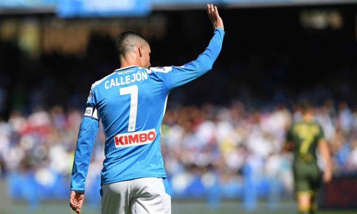 José Callejon, svincolato da oggi