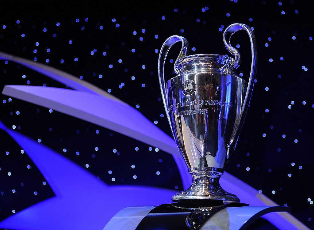 Champions League, si riparte venerdì con Juventus-Lione