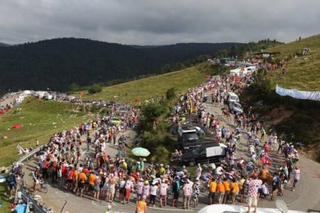 Eneco Tour 2015. La presentazione della corsa