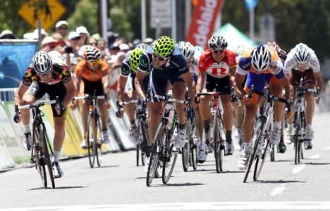 ciclismo, Van Der Herde