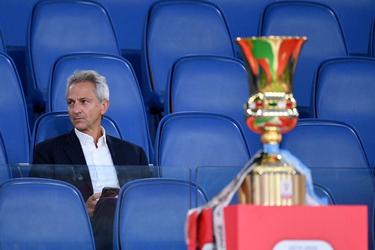 Serie A | Covid, il presidente della Lega Dal Pino positivo