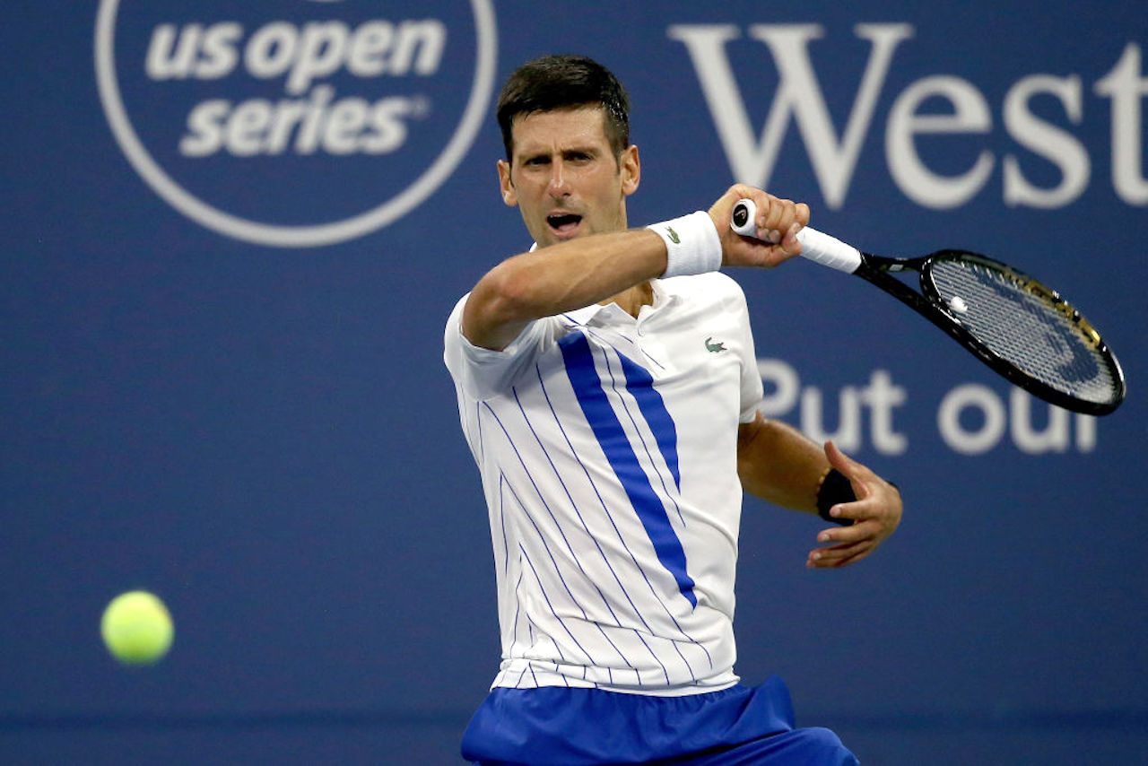 Tennis | Torneo New York, Djokovic e Berrettini avanti. Out Thiem