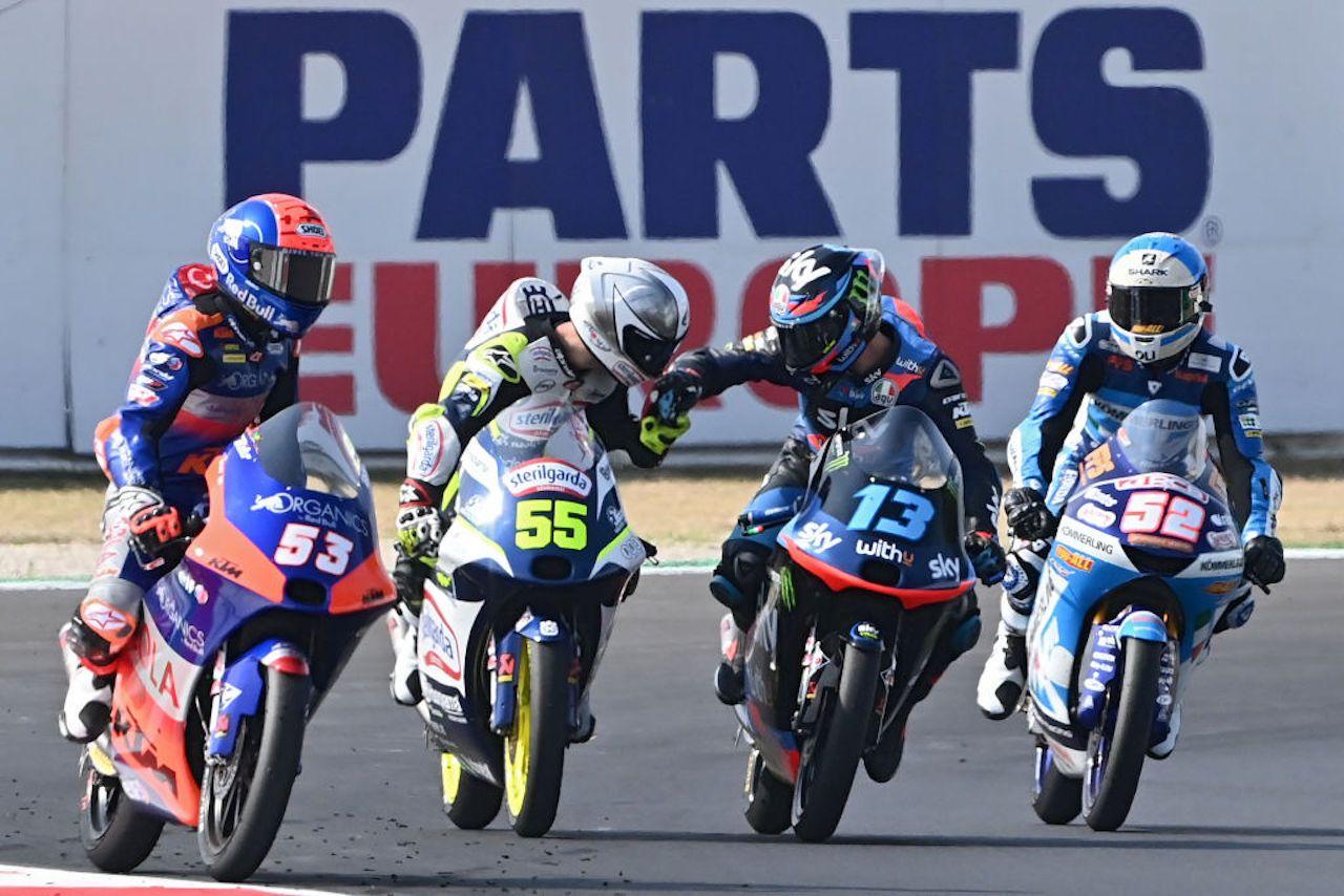 Moto3 | Doppietta azzurra: vince Fenati davanti a Vietti