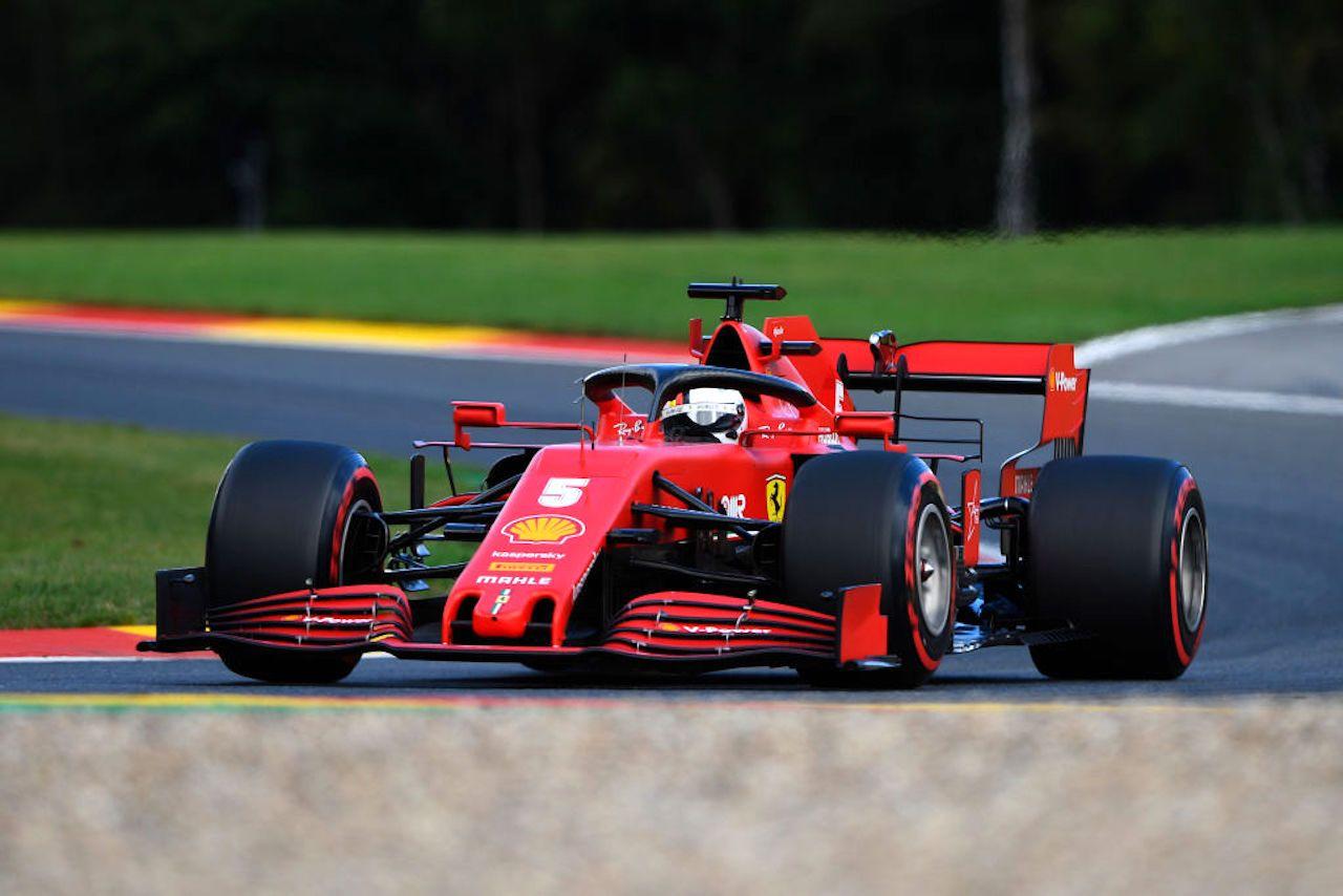Formula 1   GP Belgio, Hamilton davanti nelle Libere 3. Disastro Ferrari