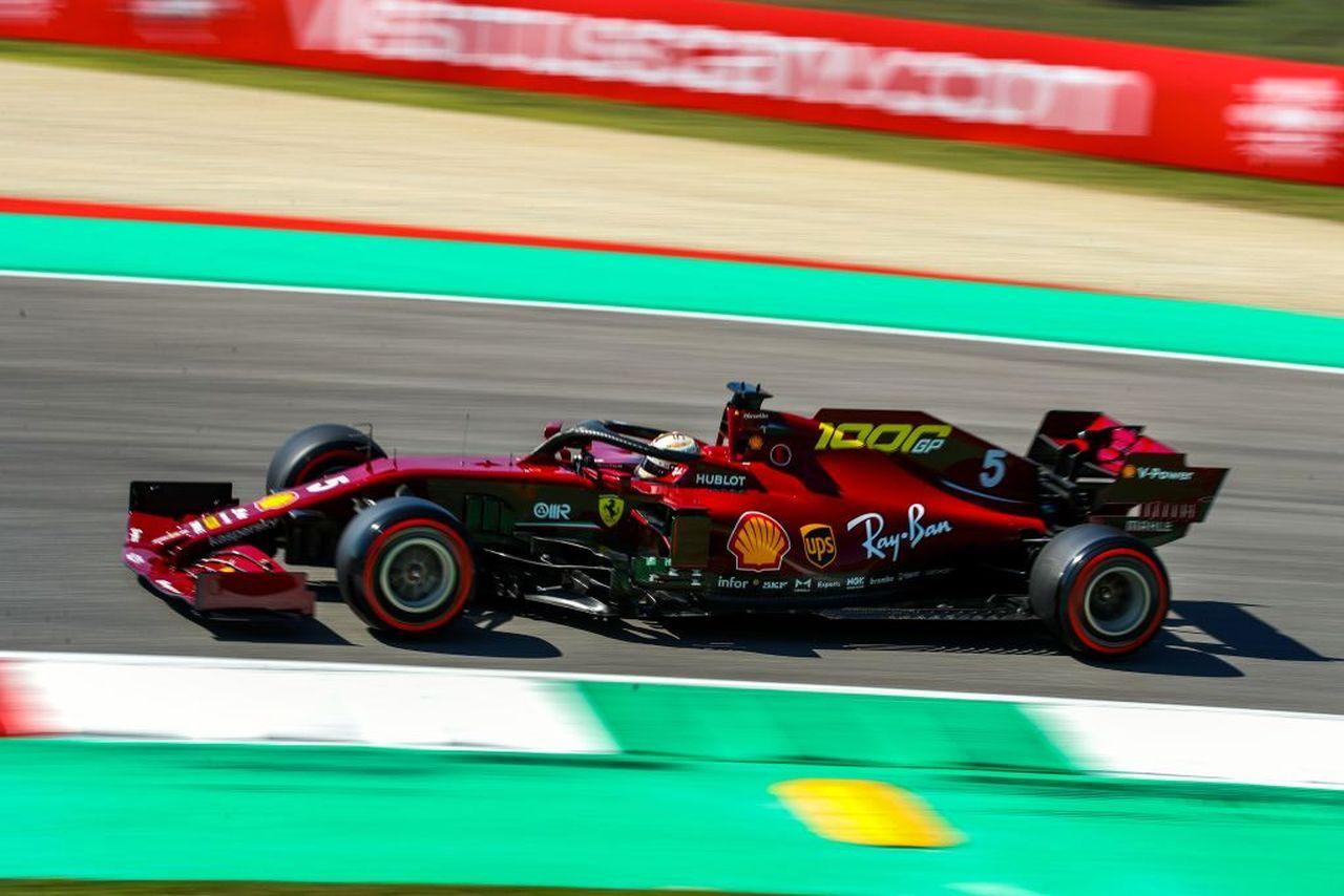 Formula 1 Mugello | Qualifiche, i tifosi Ferrari sognano