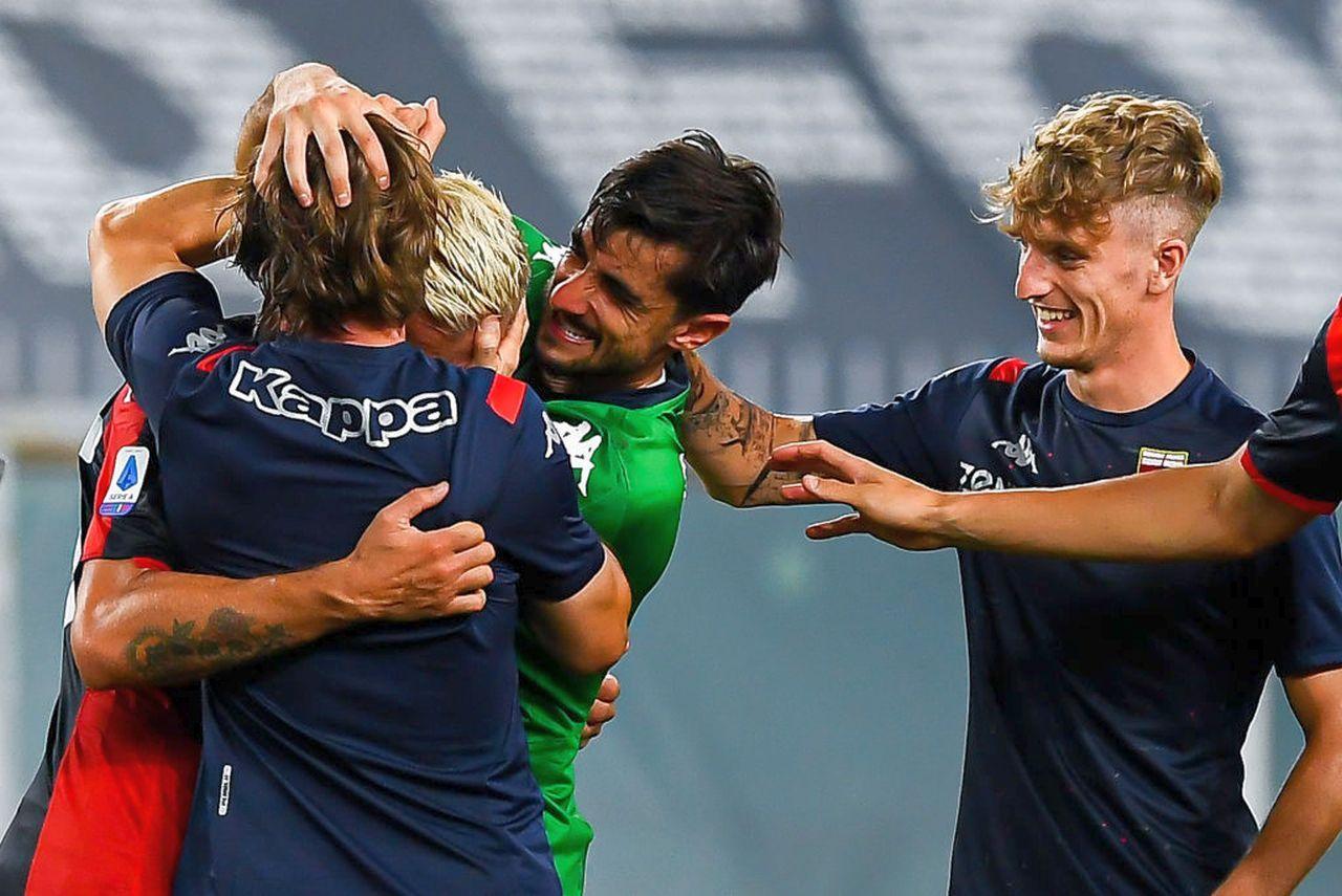 Covid, Genoa: la ASL blocca l'allenamento. Match col Torino a rischio