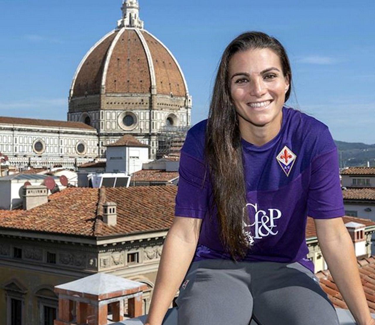 Calcio femminile, Guagni: addio alla Fiorentina. Va all'Atletico Madrid