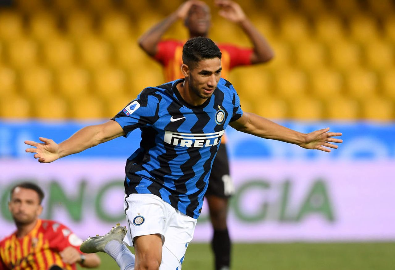 Inter, Hakimi: il paragone con Roberto Carlos fa sognare i tifosi