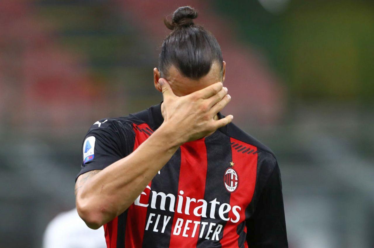 Milan   Le ultime sull'infortunio di Ibrahimovic