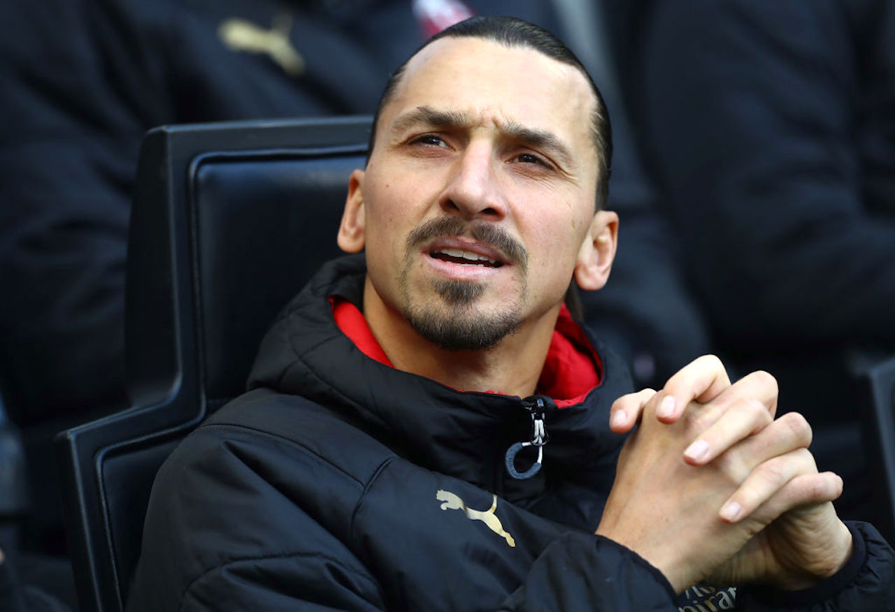 Serie A | Milan, raduno senza Ibrahimovic e tifosi