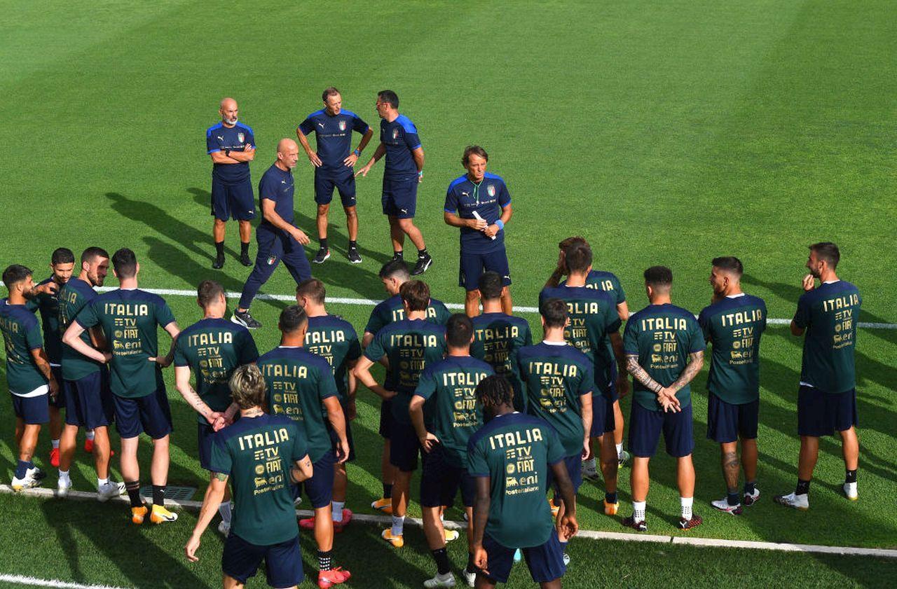 Nazionale | Nuova maglia Italia: la presentazione - FOTO