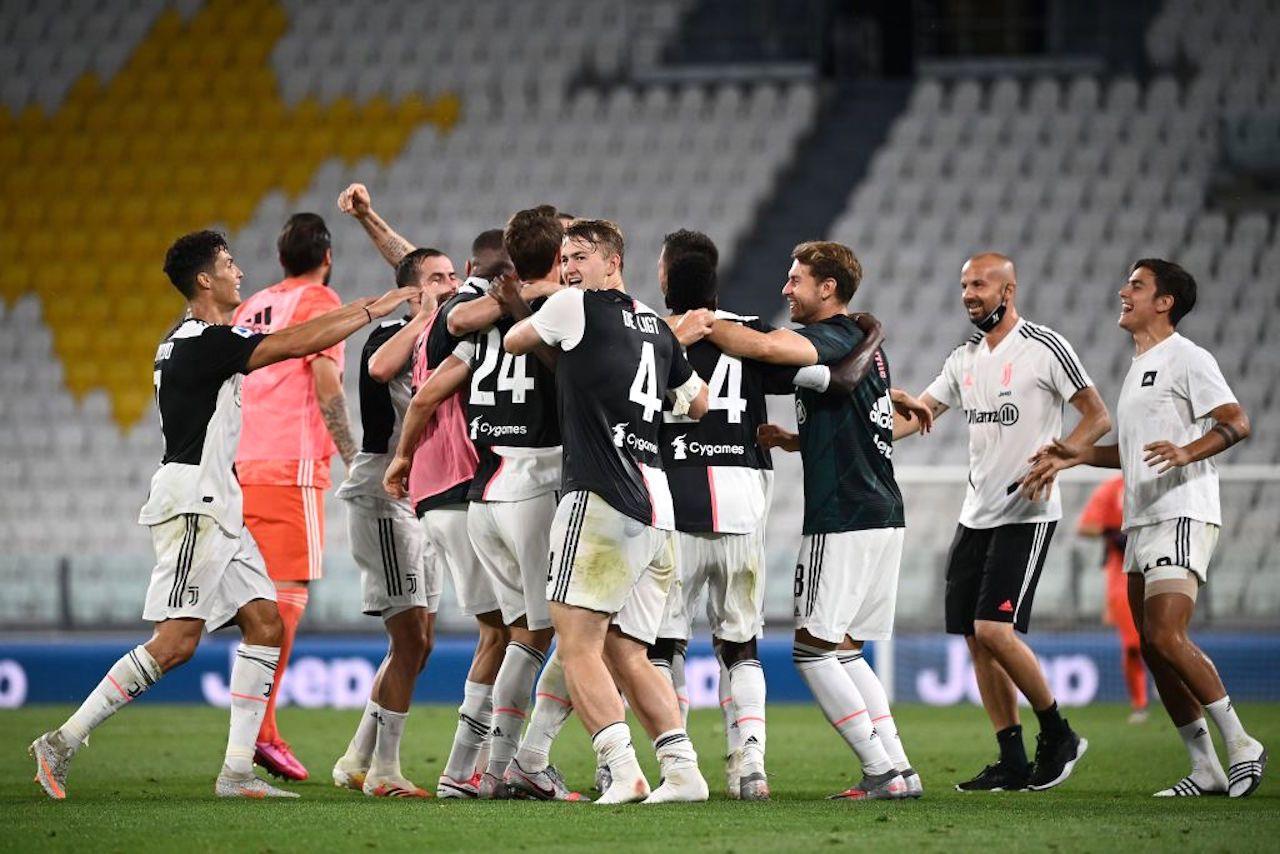 Juventus | Festa scudetto social. Bonucci e Pjanic provocano gli avversari