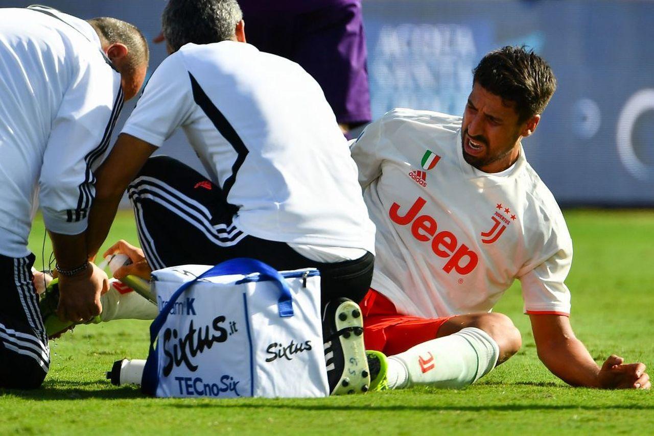 Juventus, Khedira è un problema: risoluzione complicata