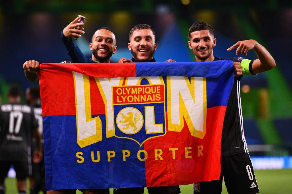 lione vince 3-1 contro il manchester City