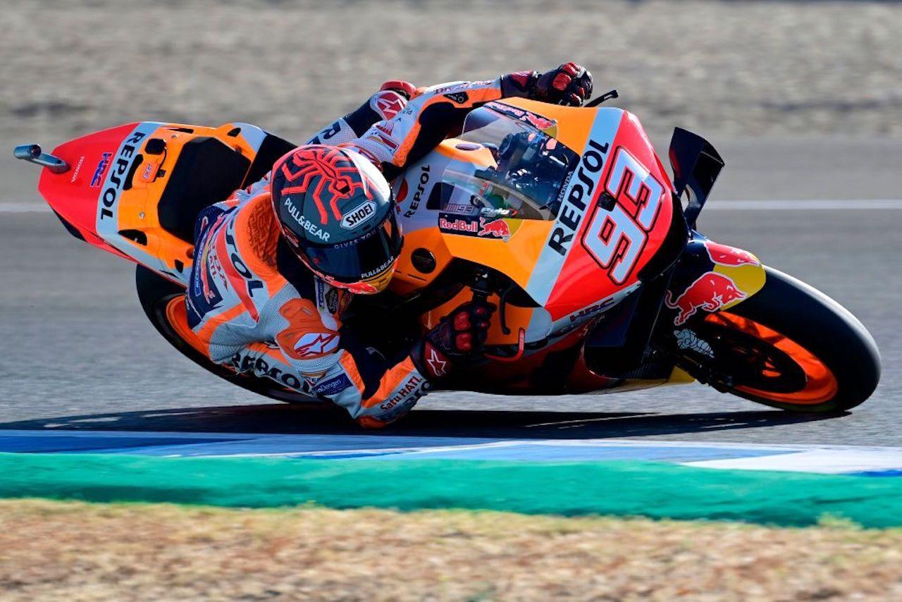 MotoGP | Jerez: Marquez ancora in pista, ma fa fatica