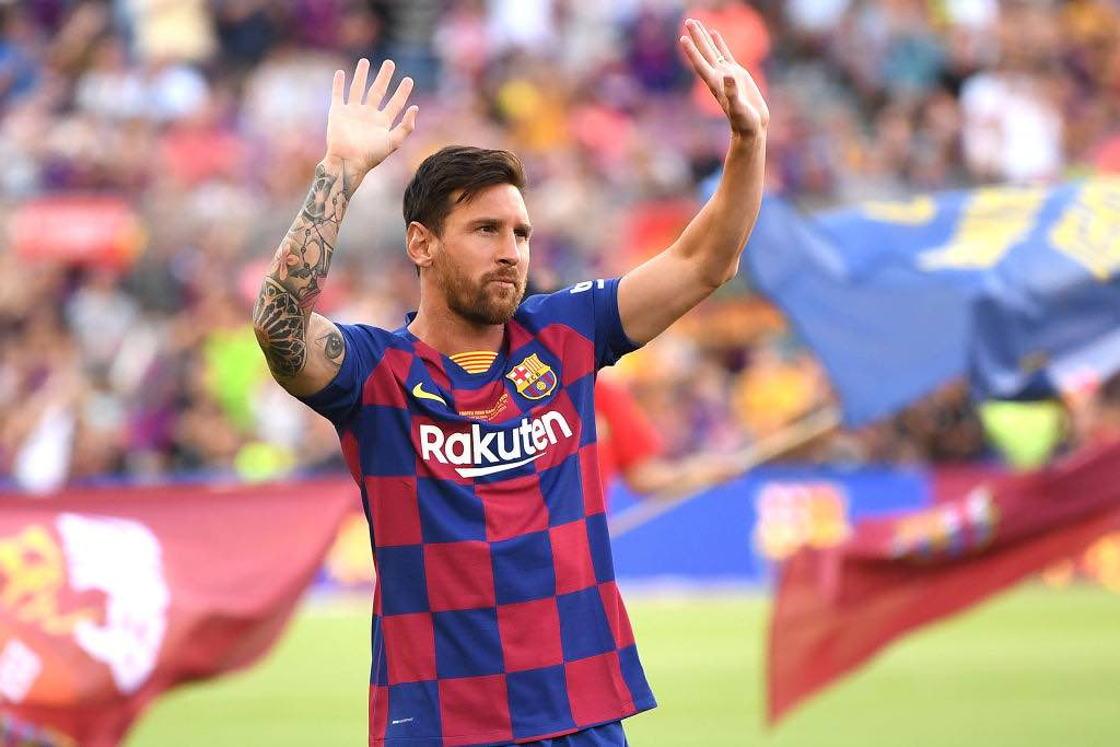 Messi ultime calciomercato