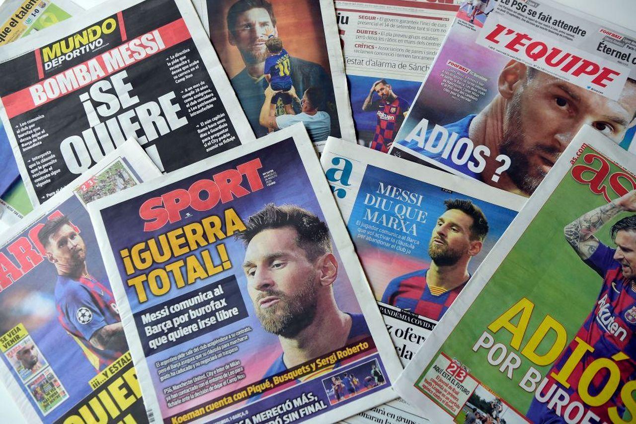 Messi, il papà arrivato a Barcellona per l'addio: le ultime
