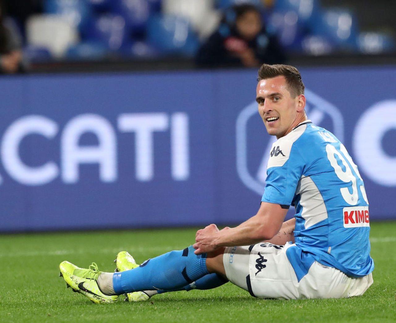 Milik rallenta la Roma e Dzeko: Juventus e Napoli infuriate