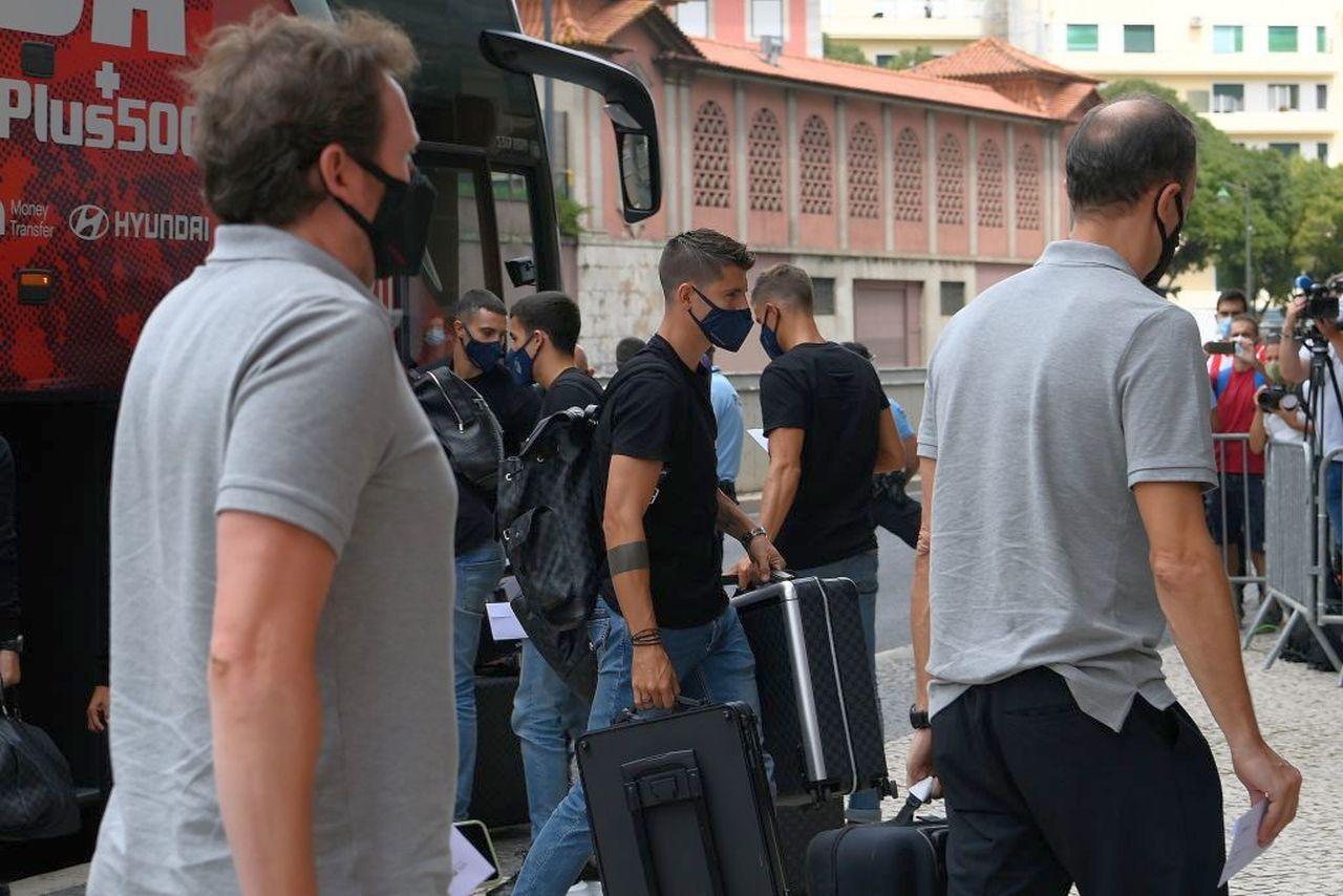 Juventus | Morata, visite mediche in corso