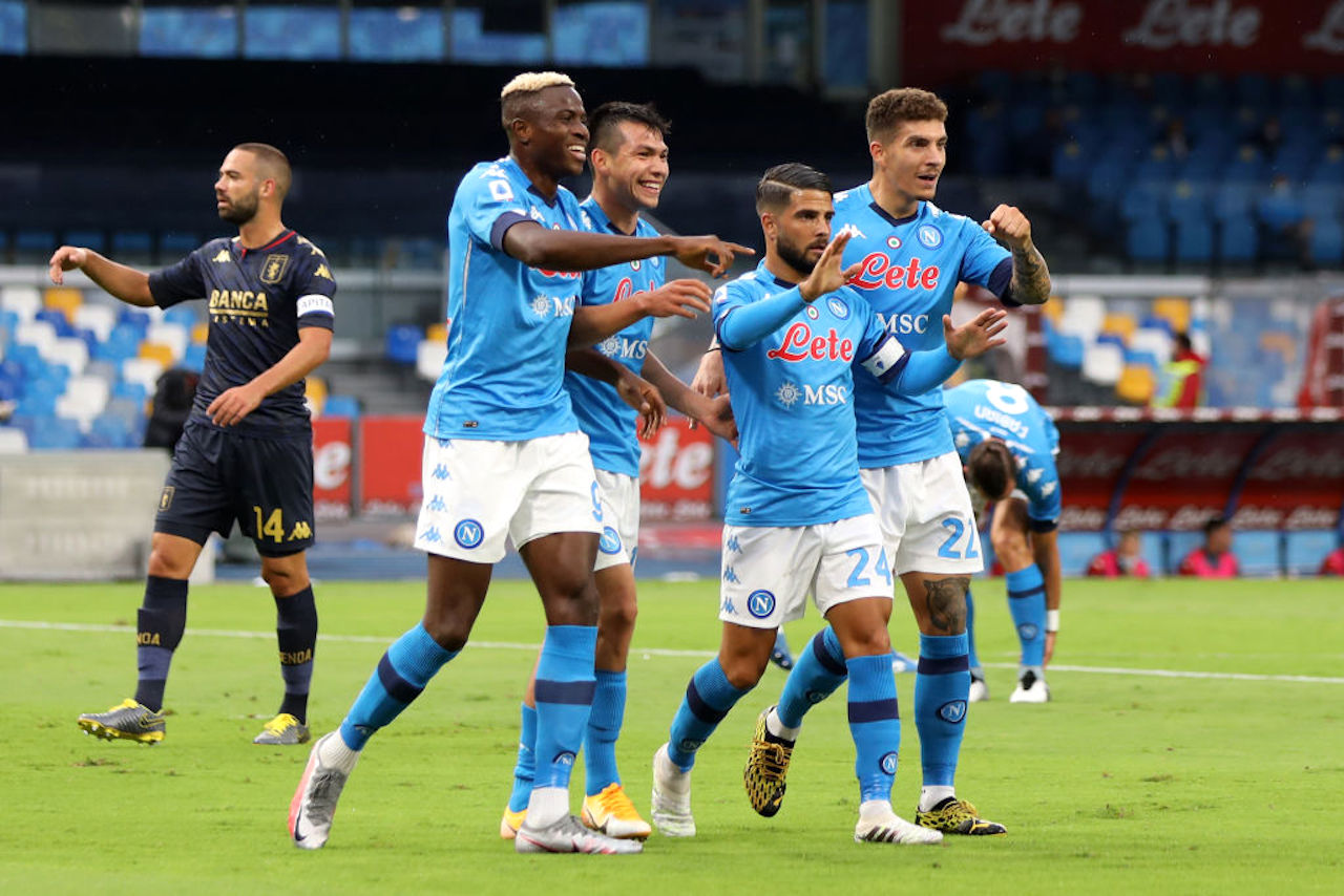 Serie A, Juventus-Napoli: gli azzurri non partono per Torino. Le ultime