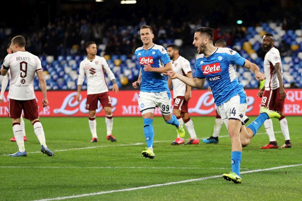 Serie A, Il Napoli presenta la nuove maglia | VIDEO