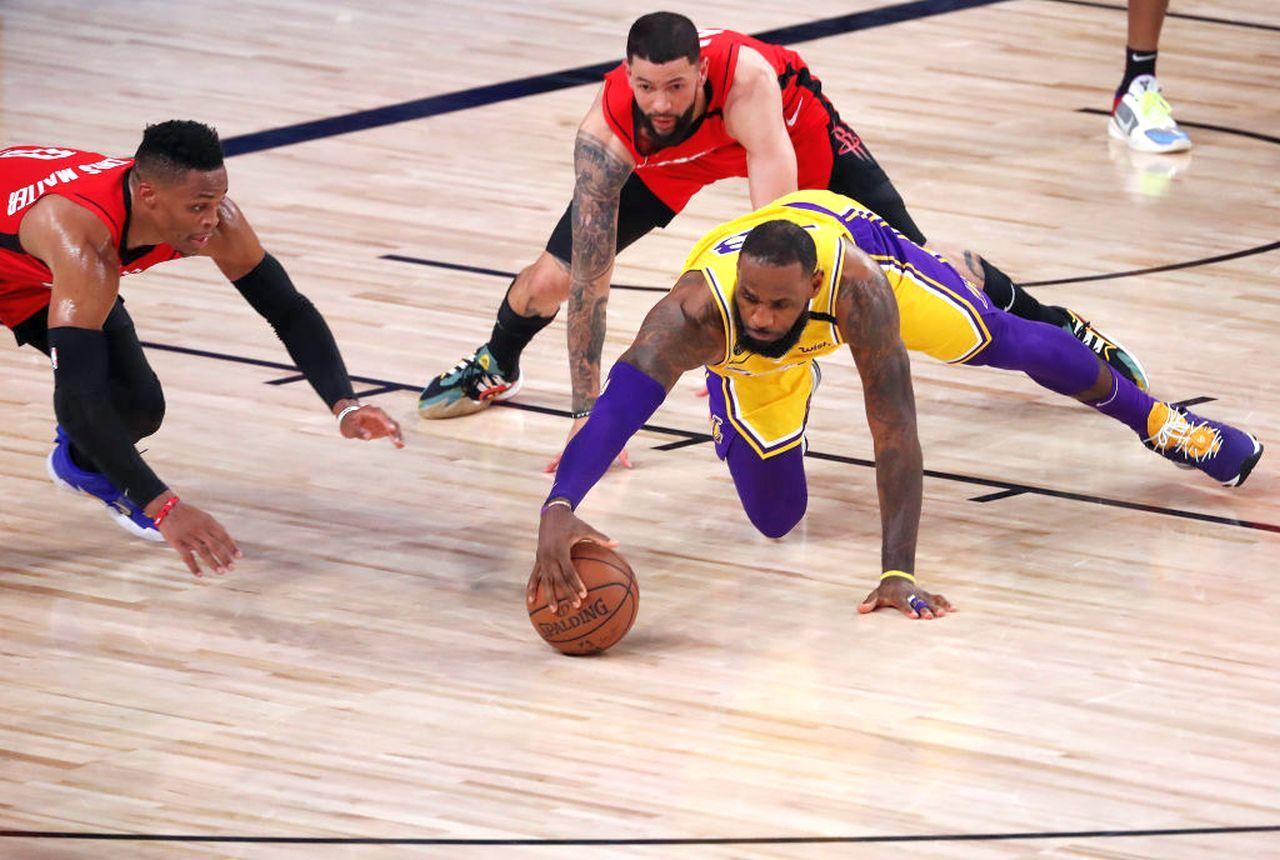 Basket NBA | Playoff: i Lakers vincono e vanno 3-1 sui Rockets - VIDEO