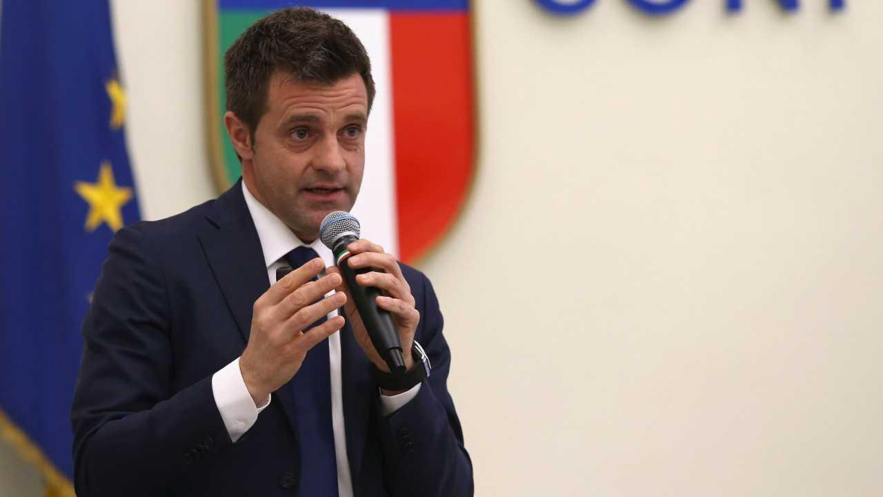 Nicola Rizzoli, designatore degli arbitri