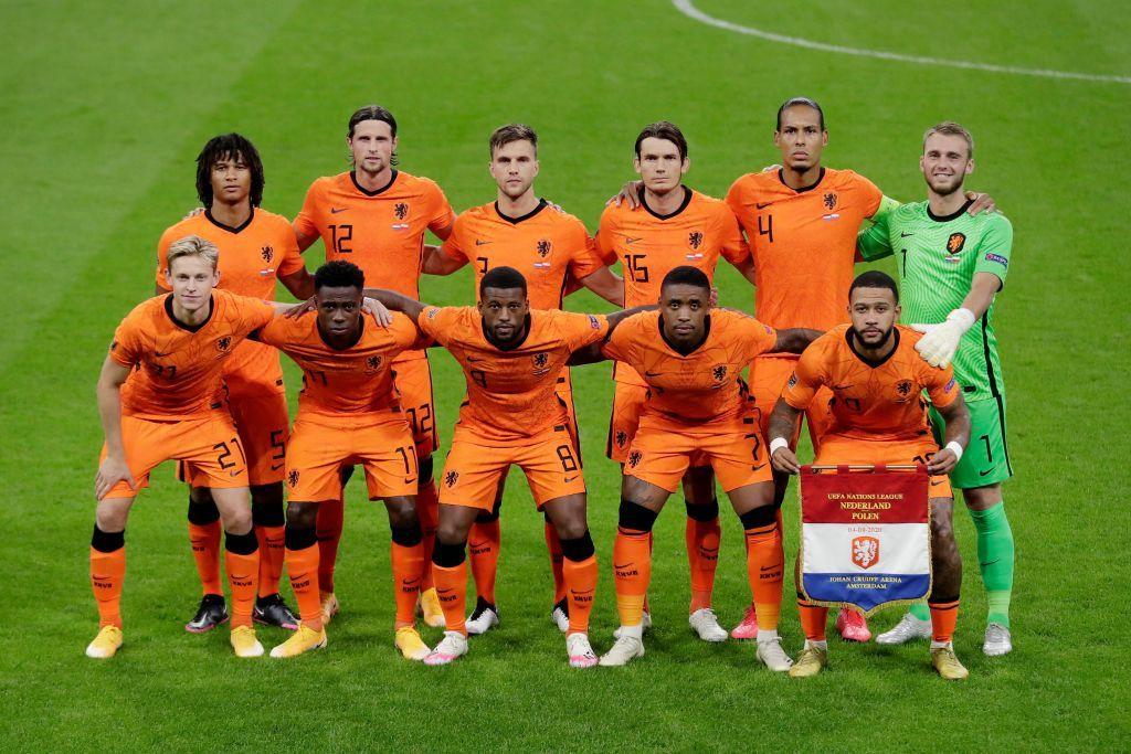 Olanda Italia questa sera per la Nations League