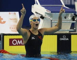 Swimming Day Nine - 14th FINA World Championships