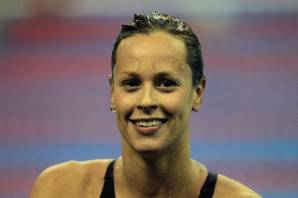 Federica Pellegrini pronta per la sua terza Olimpiade