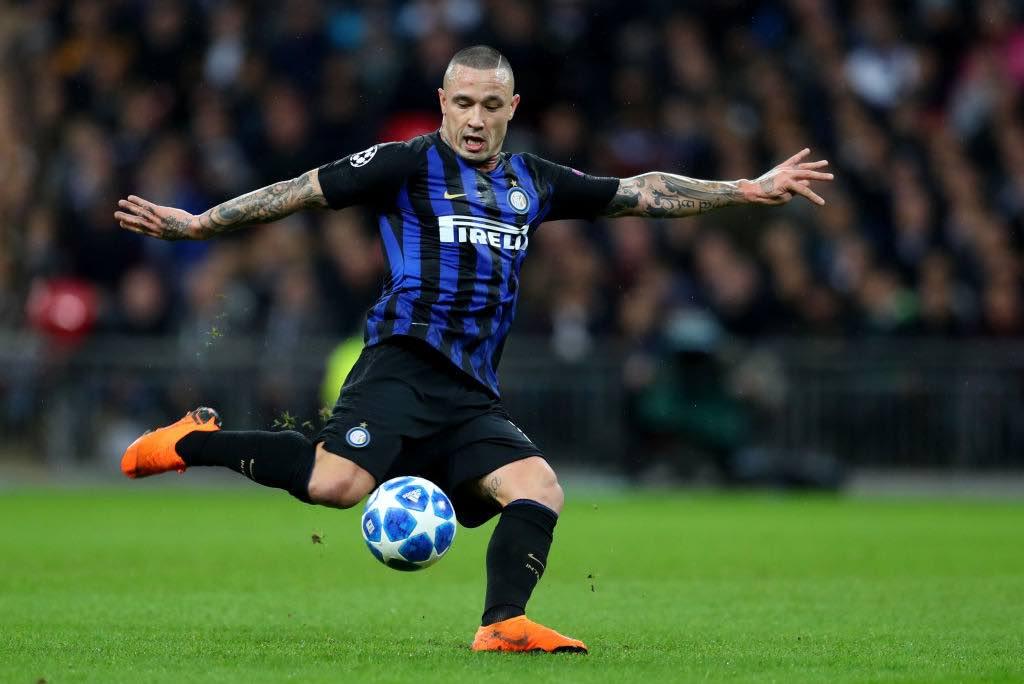 Radja Nainggolan torna all'Inter