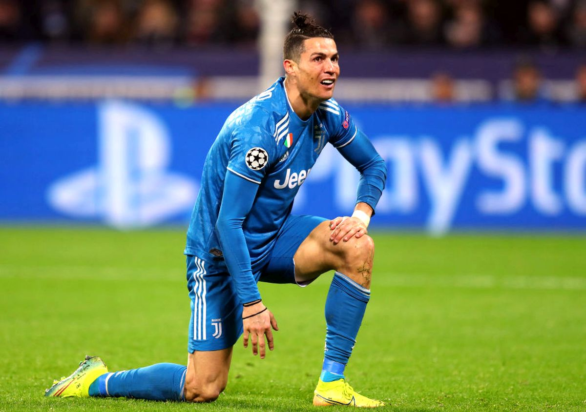 Juventus | Infortunio Cristiano Ronaldo: gli aggiornamenti