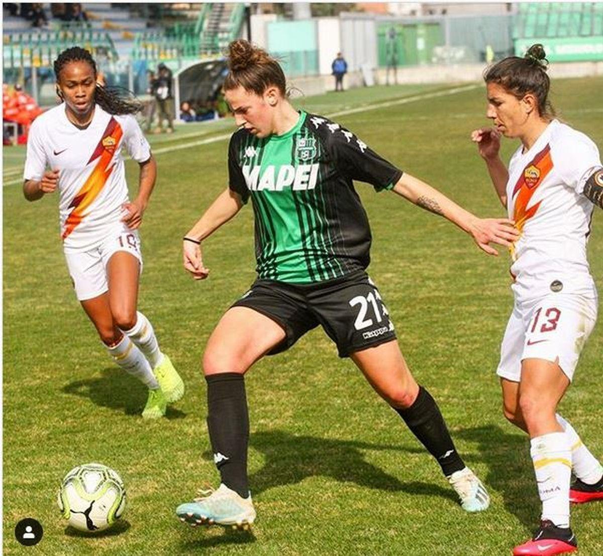Calcio femminile | Sassuolo, riscatto e rinnovo per il portiere Lauria