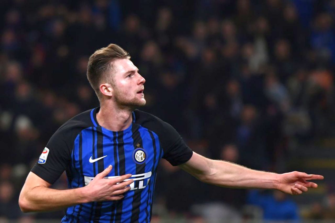 L'Inter vuole 60 milioni per Skriniar: la risposta del Tottenham