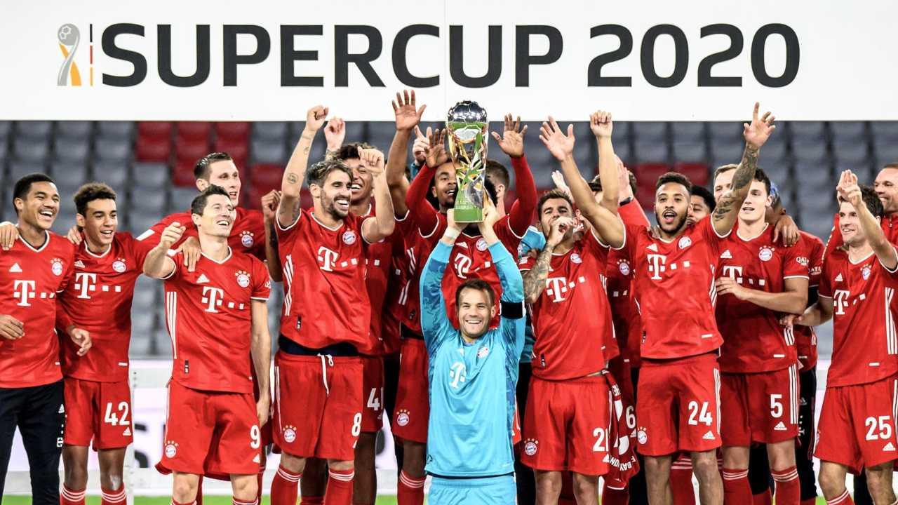 Supercoppa Germania | Il Bayern vince ancora: 3-2 al Borussia Dortmund