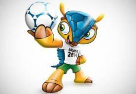 tatu bola logo brasile 2014