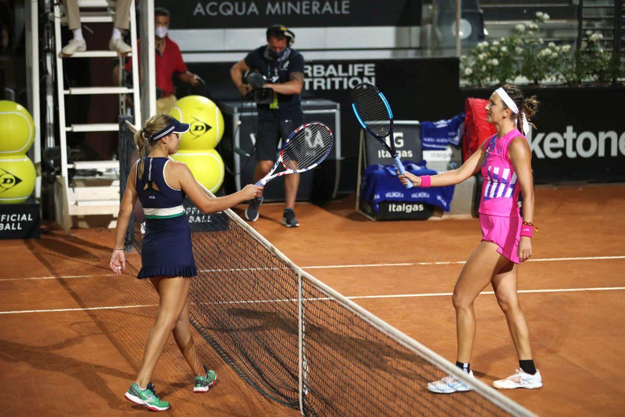 Tennis | Covid, premio speciale alle ragazze che giocavano sui tetti