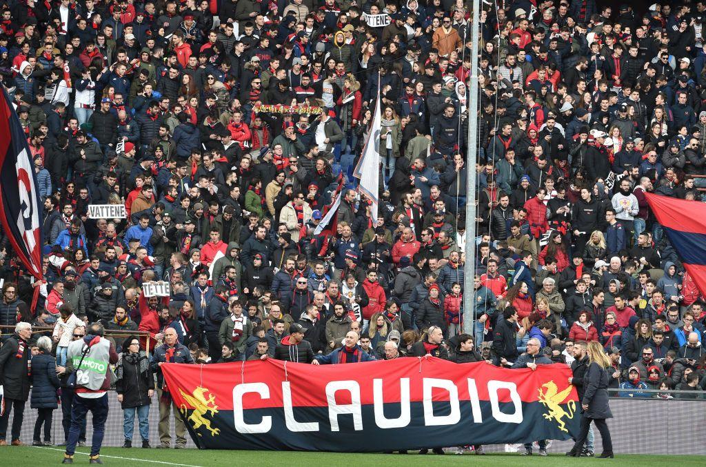 Serie A | Genoa, tifosi in piazza per il 127esimo compleanno del Grifone