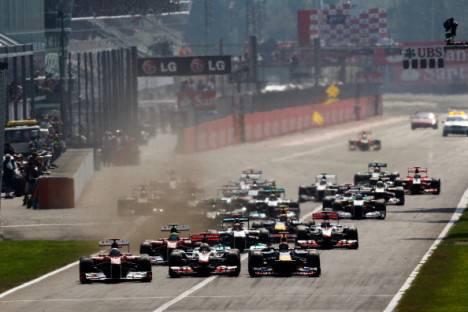 F1. Gp Monza, Hamilton il migliore nelle prime libere