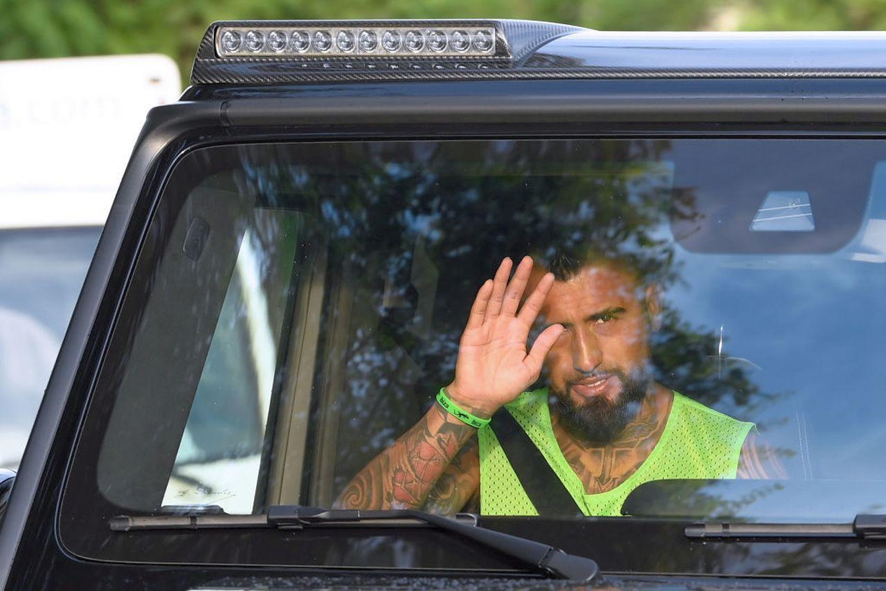 Calciomercato Inter | Vidal, saluto al Barcellona e volo verso Milano