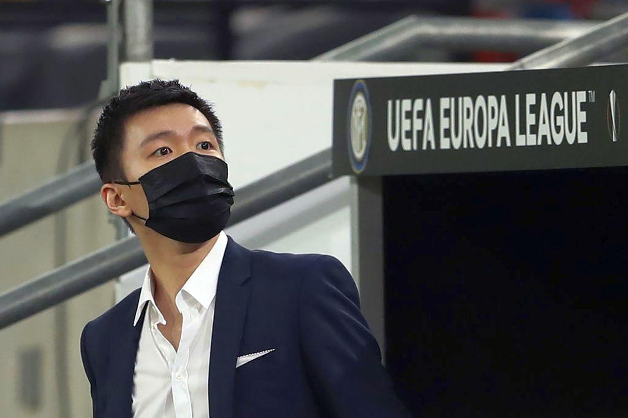 Inter, calciomercato bloccato a causa del governo cinese